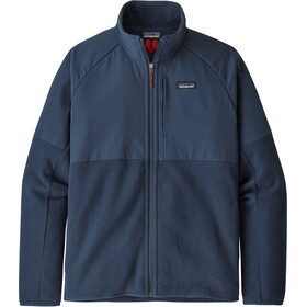 Patagonia Lightweight Better Sweater Shelled Jacket Men new navy